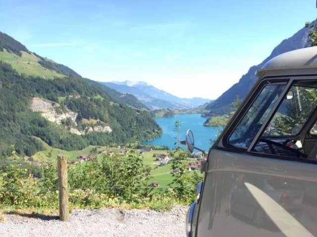Europa rundt i VW
