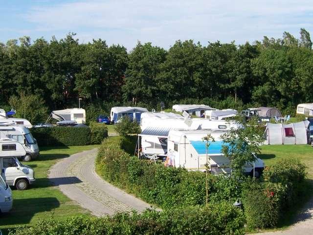 Campingpladsen meerGrün Campingpark Olsdorf i Sankt Peter-Ording