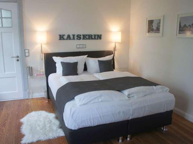 Dobbeltværelse på Hotel 1690 i Rendsborg
