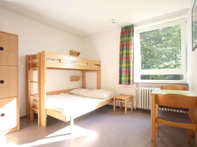 Familieværelse på vandrehjemmet i Flensborg