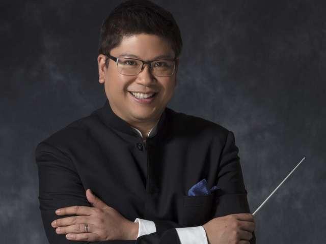 Dirigent Gerard Salonga