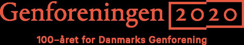 Logo af internetportalen genforeningen2020.dk