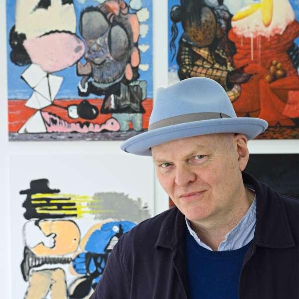 Forfatter Hallgrímur Helgason
