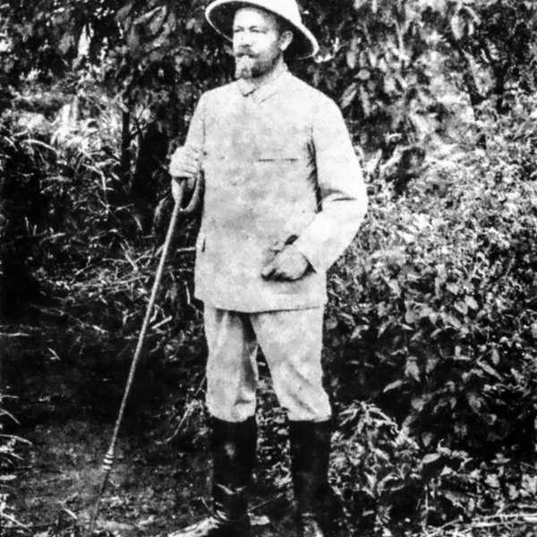 Billede af kolonialentreprenøren Sönke Nissen