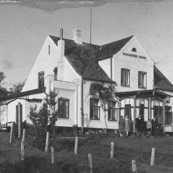 Bogsamlingen Margrethes Minde i Flensborg 1891 til 1921