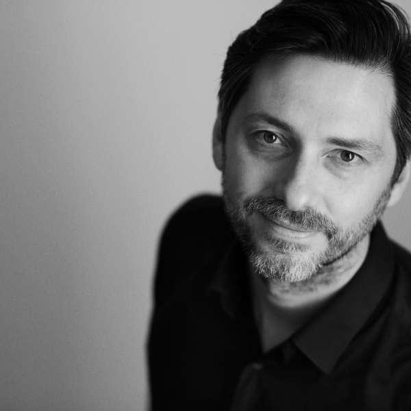 Forfatter Kristian Bang Foss