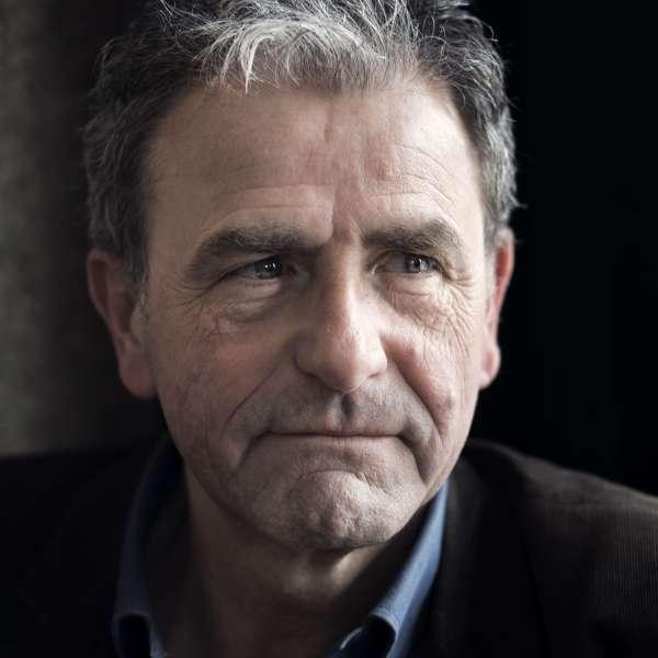 Forfatteren Jens Christian Grøndahl