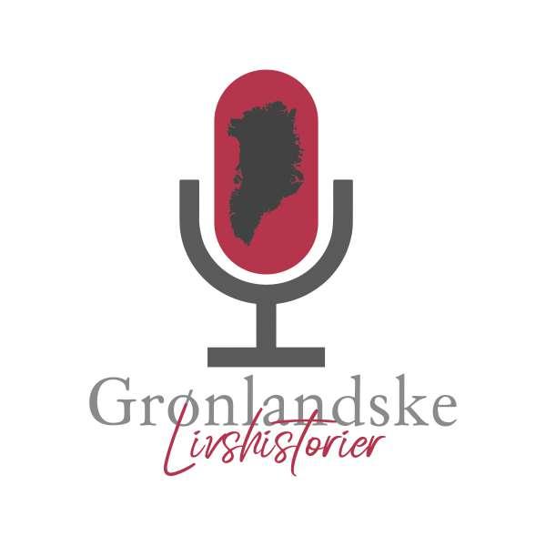 Logo til Grønlandske Livshistorier – fortalt af unge