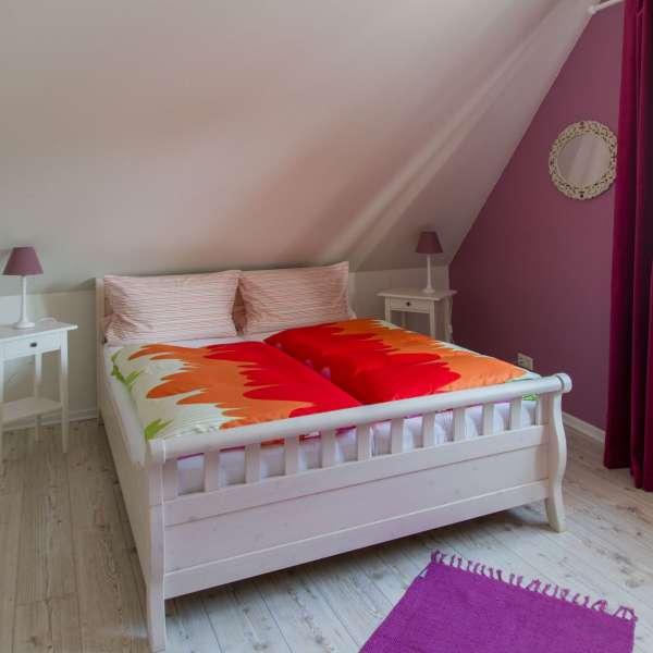 Dobbeltværelse på Gästehaus Lavendel-City i Flensborg
