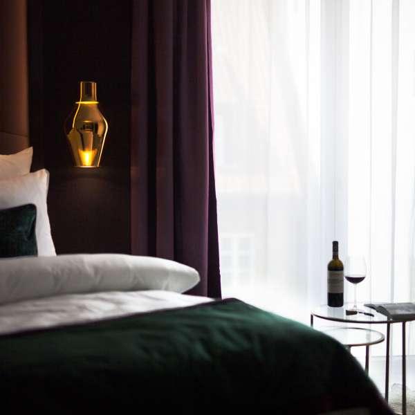 hotelværelse på ONNO Hotel by Norman i Rendsborg