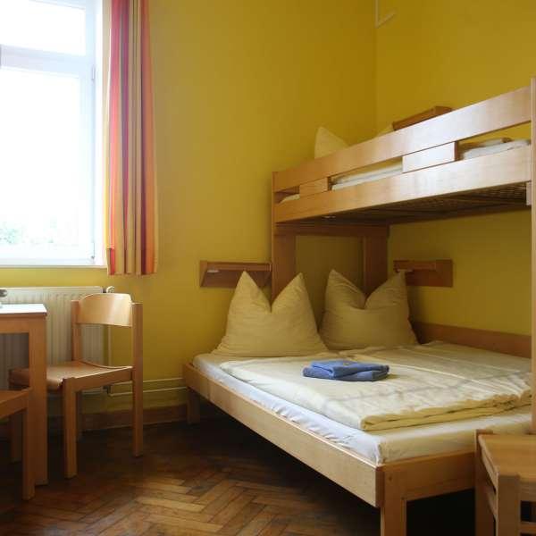 Familieværelse på vandrehjemmet i Hørnum på Sild