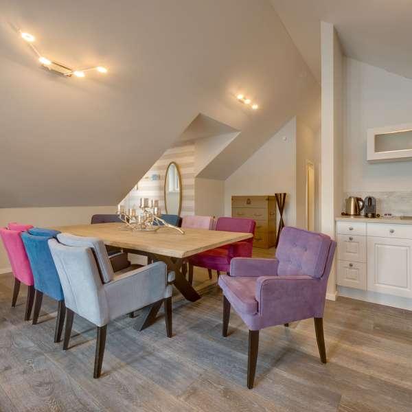 Kaysers Suite på Hotel Hafen Flensburg i Flensborg