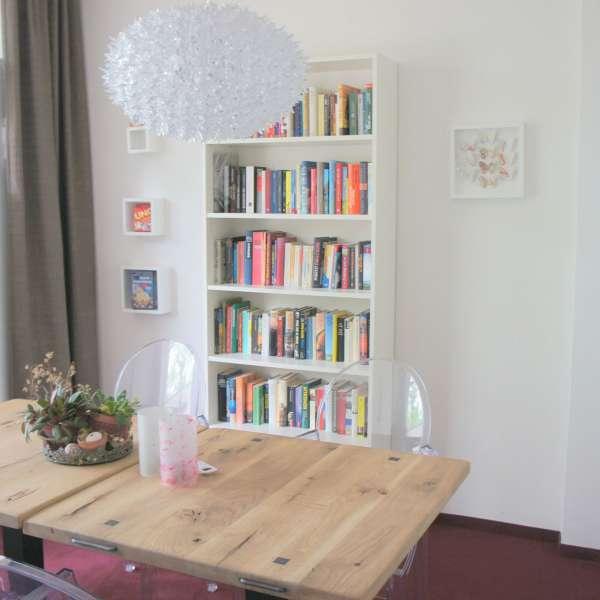 Læserum på Hotel 1690 i Rendsborg