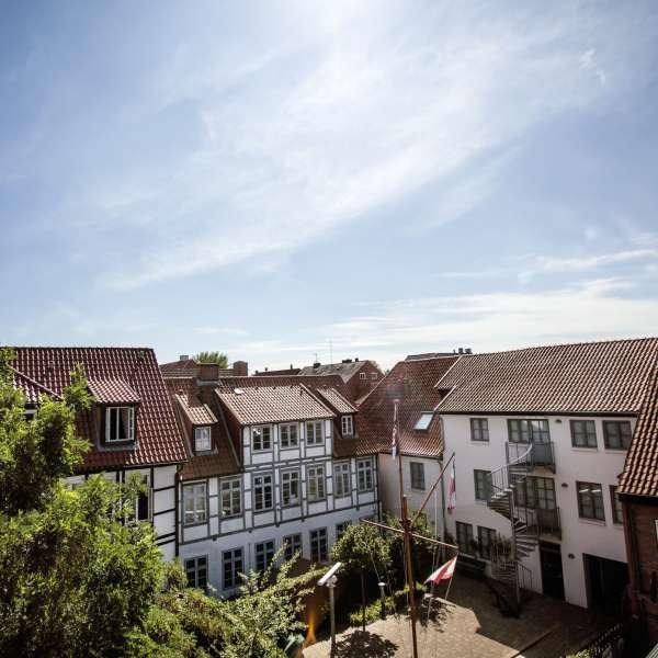 ONNO Hotel by Norman i Rendsborg set udefra
