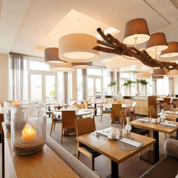 Dünenrestaurant på ferieresorten A-ROSA Sylt på Sild
