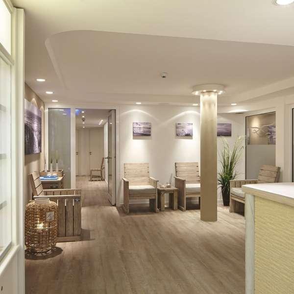 Spa-afdelingen på Beach Motel - Hotel i St. Peter-Ording