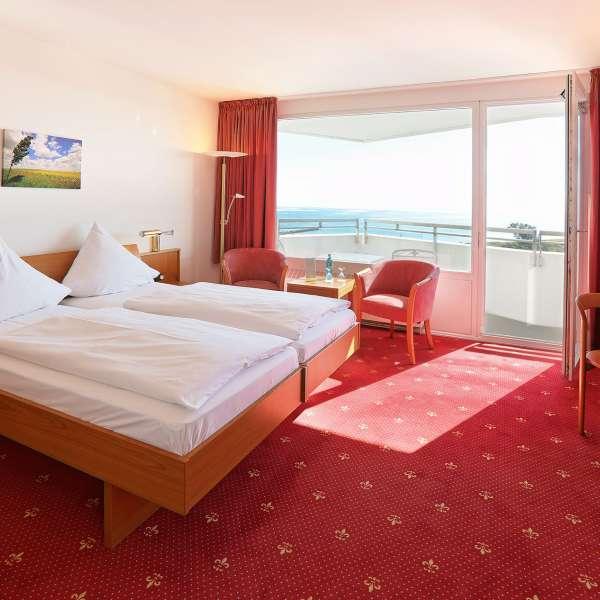 Standardværelse med balkon på Ostsee Resort Damp