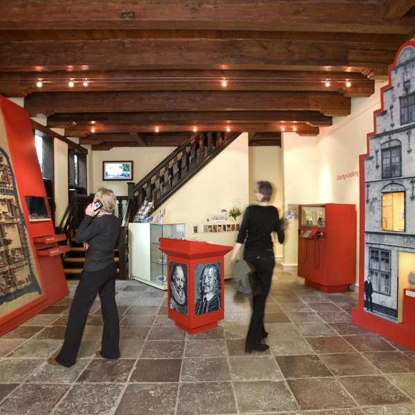 """Udstillingen på museet """"Alte Münze"""" i Frederiksstad"""