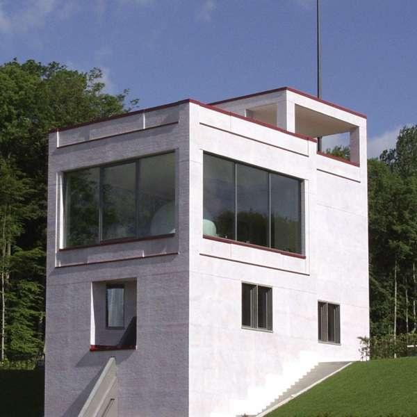 Globushuset om dagen på Gottorp Slot i Slesvig