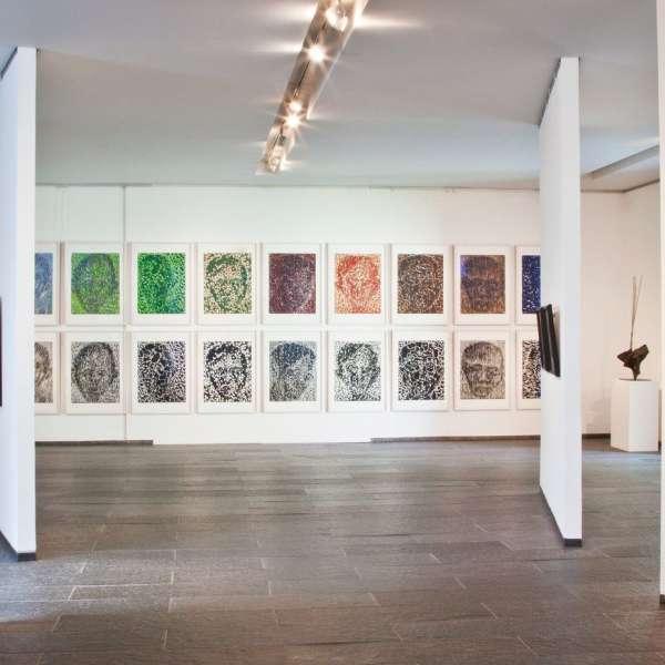 Kunstværker på Museet for Kunst- og Kulturhistorie på Gottorp Slot i Slesvig