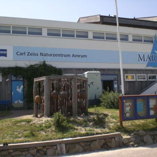 Naturzentrum Amrum set udefra