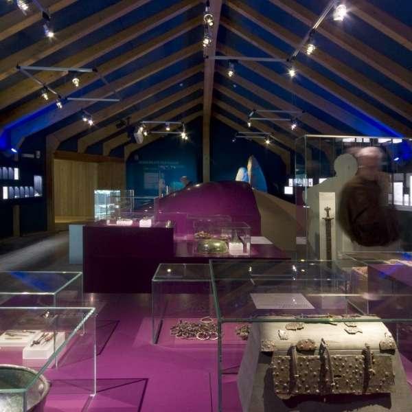 Udstillingen på Hedebymuseet i Slesvig