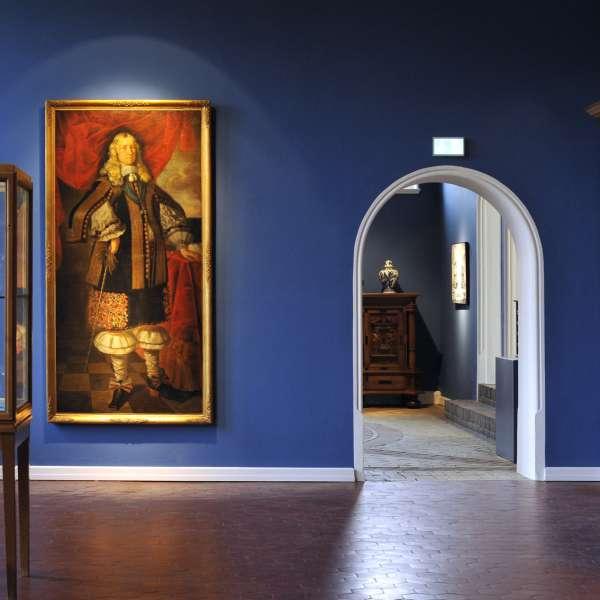 Udstillingen på Museumsberg i Flensborg