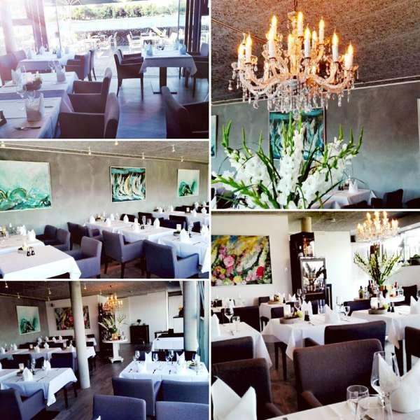 Impressioner fra restauranten Miral i Egernførde
