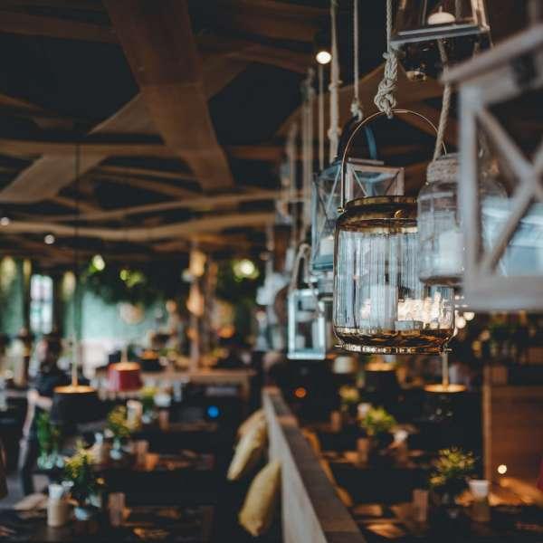 Restauranten på Peter Pane Burgergrill & Bar i Flensborg