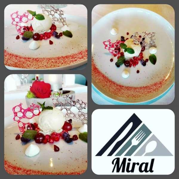 Violis på restauranten Miral i Egernførde