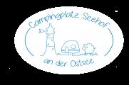Logo af Campingplatz Seehof i Pommerby ved Gelting