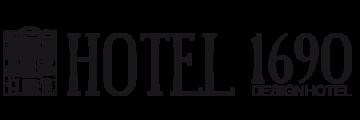 Logo af Hotel 1690 i Rendsborg
